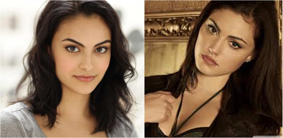 Is It Just Me Or Do Camila Mendes And Phoebe Tonkin Look Really