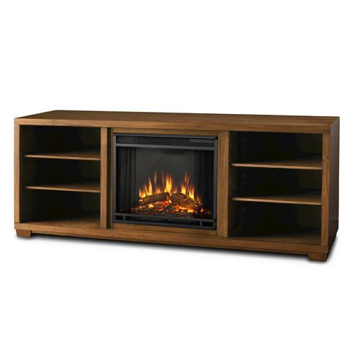 Real Flame Marco Electric Fireplace Entertainment Center At
