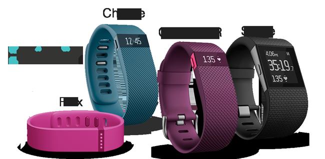 Resultado de imagen para Monitor de entrenamiento FitBit Charge
