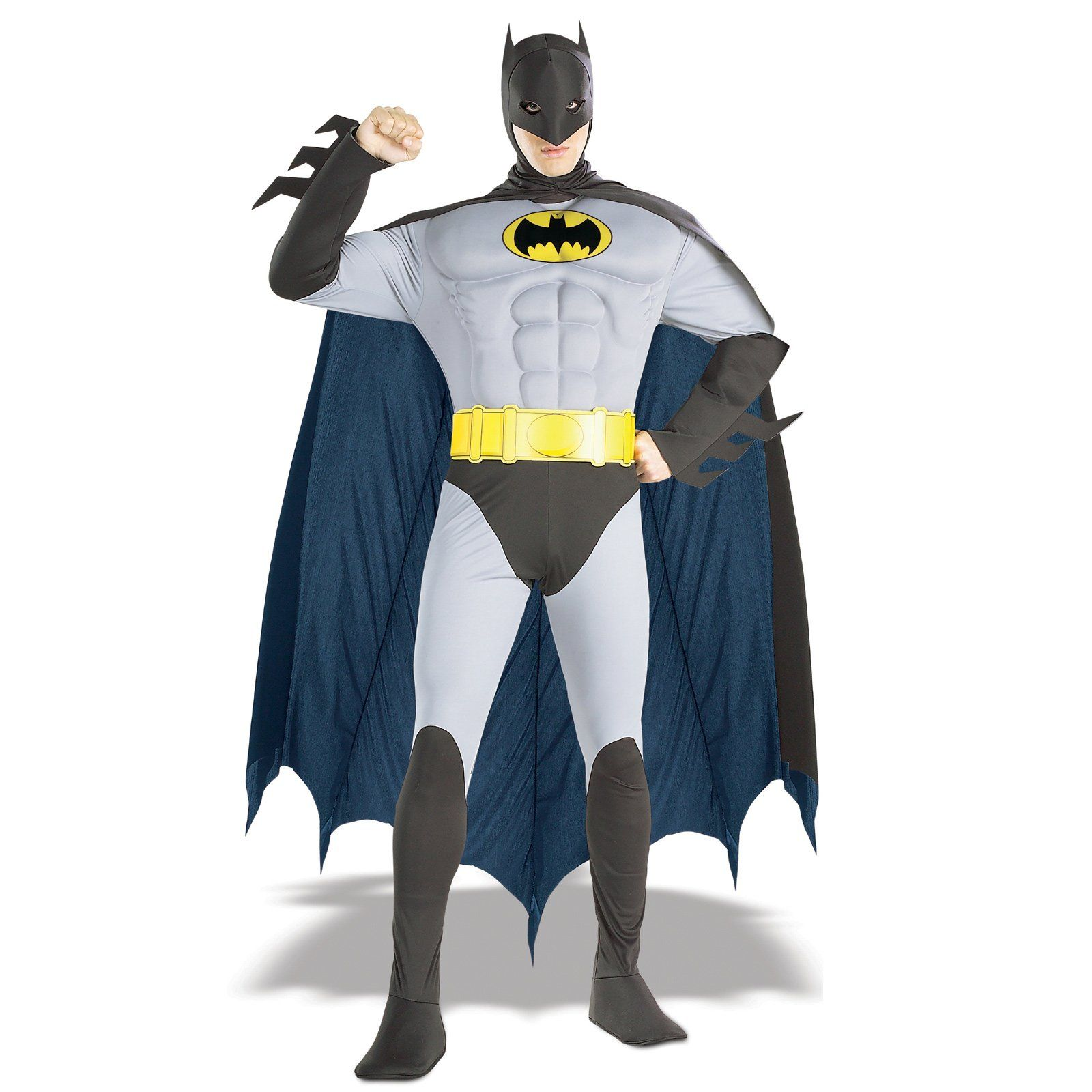 RD Mens Costume DC Comics Licensed Classic Batman Dawn Of Justice Gotham 810841