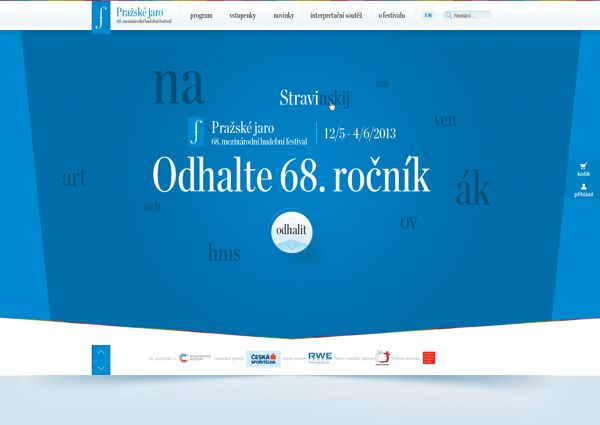 http://newmusic.mynewsportal.net - Prague spring / Martin Valas / #festival #blue #music