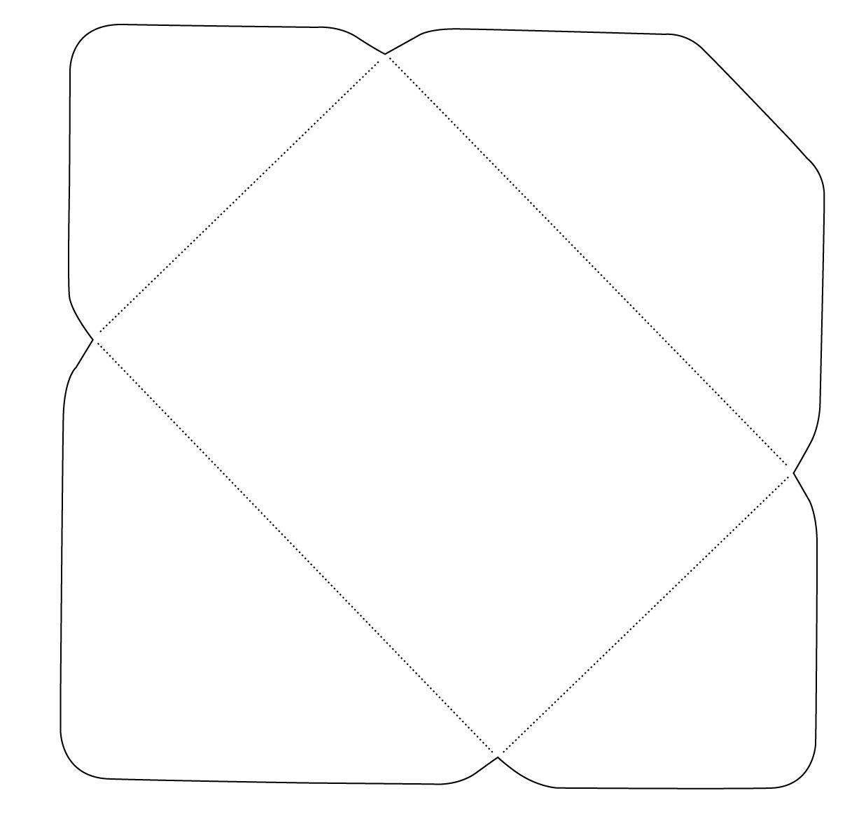 Шаблоны для распечатки конвертов из бумаги, инструкция
