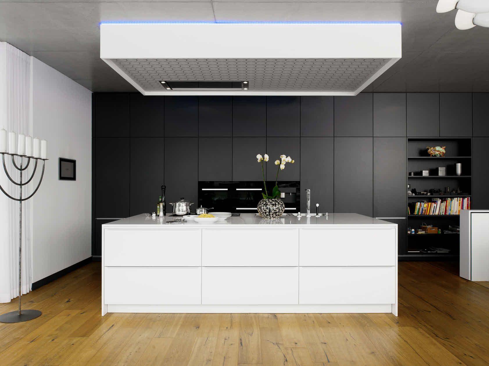 Marvelous cuisine noir et blanc