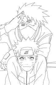 Hasil Gambar Untuk Gambar Mewarna Naruto Friends Sun Shang Xiang