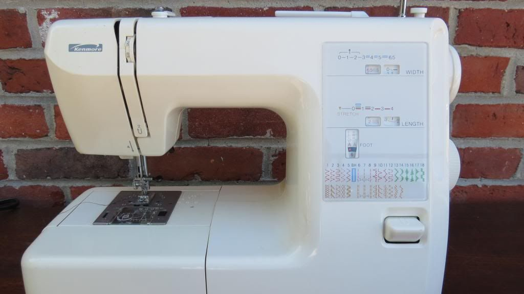 Kenmore Sewing Machine Model 40 Searchya Search Results Yahoo Cool Kenmore Sewing Machine Model 385
