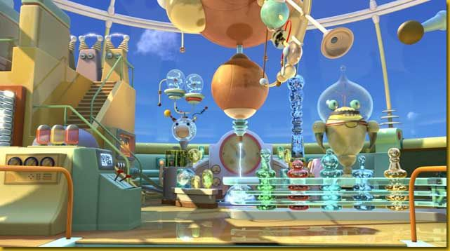 22+ Meet The Robinsons Game Background