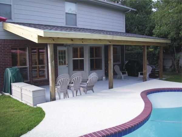 Wood Patio Cover Kits PDF Plans Used Woodworking Clamps | Freepdfplans .