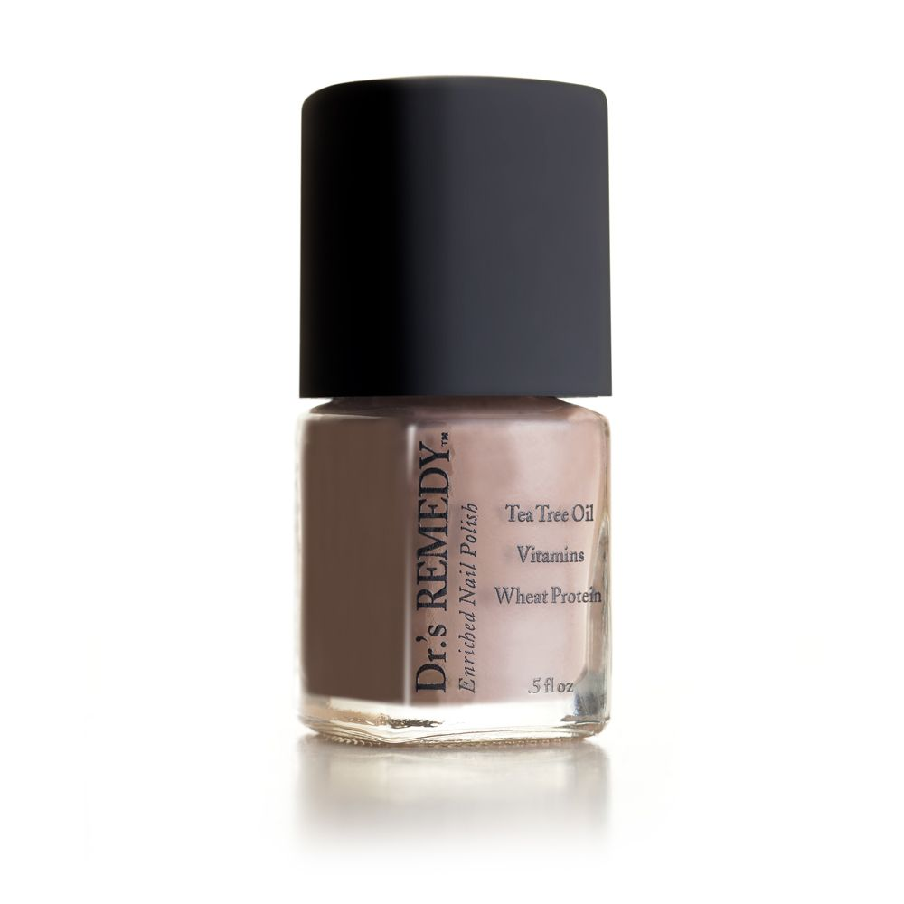 Doctor formulated COZY Cafe enriched nail polish - Dr.'s REMEDY Enriched Nail Care