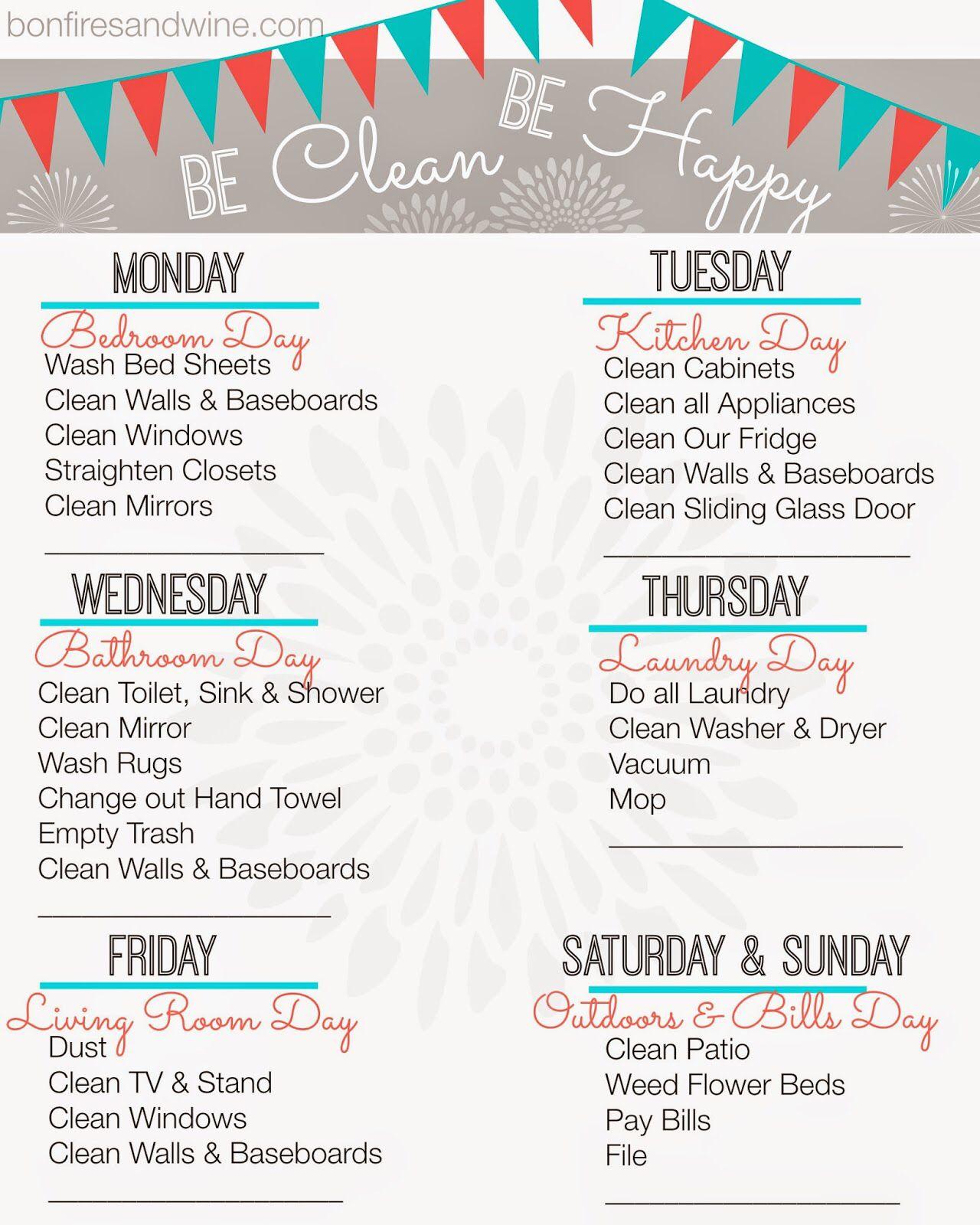 Cleaning Supplies Worksheet Printable