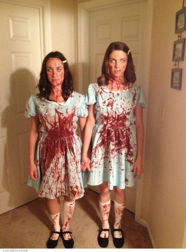 Halloween costumes for twins women Slf
