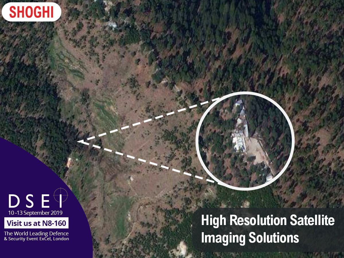 The High Resolution Satellite Imagery Can Be Used For Situational Awareness Beyond Its Borders For Military And Intellige Solutions High Resolution Imagery