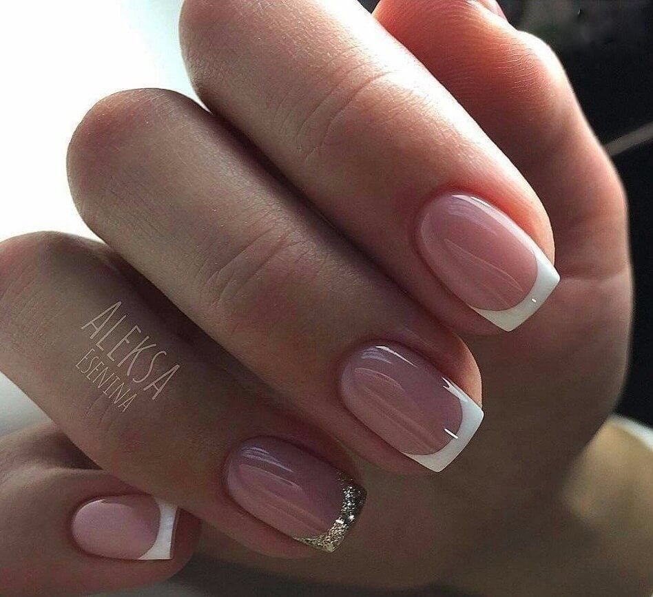 Nail Art 4381 Best Nail Art Designs Gallery Bestartnails Com Classy Nails Bridal Nails Classy Nail Designs