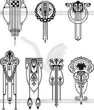 Resultat De Recherche D Images Pour Art Deco Motif Fleur Lml
