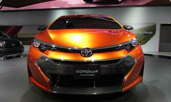 2017 Toyota Corolla Facelift Automobile Magazine