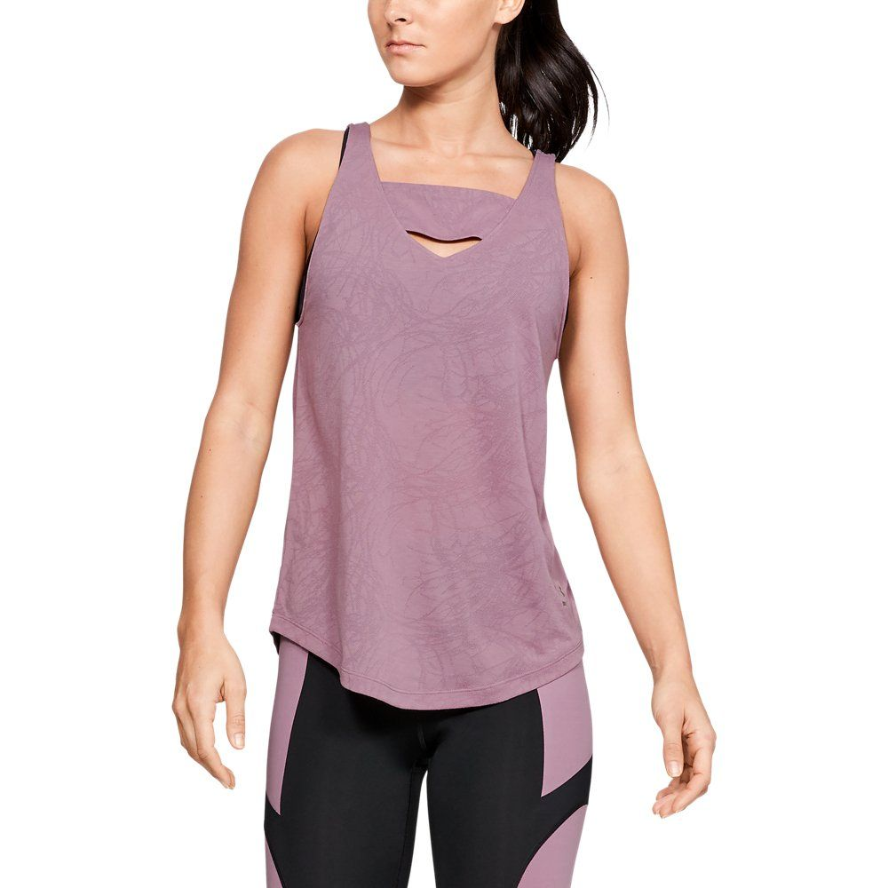 15ad9e6778 Women's UA Perpetual Tank Jacquard | Under Armour US in 2019 ...