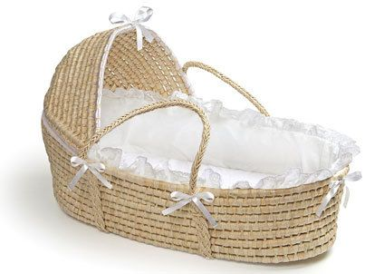 Cozy Baby Bassinets And Baskets Nice Design