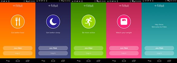 New Fitbit App Brings Widgets To Your Android Fitbit App