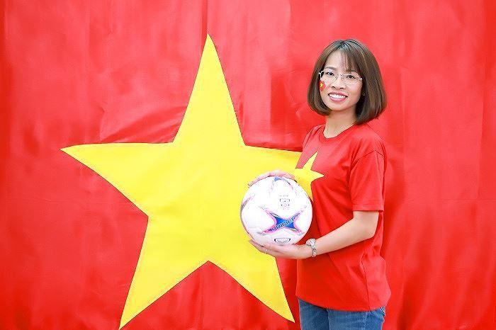 Áo cờ đỏ sao vàng trường THCS Thành Công - Hình 3