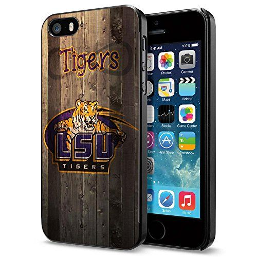 NCAA LSU Tiger football, Cool iPhone 5 5s Smartphone Case Cover Collector iphone Black Phoneaholic http://www.amazon.com/dp/B00WHD8QRC/ref=cm_sw_r_pi_dp_IRQpvb0EFTWVB