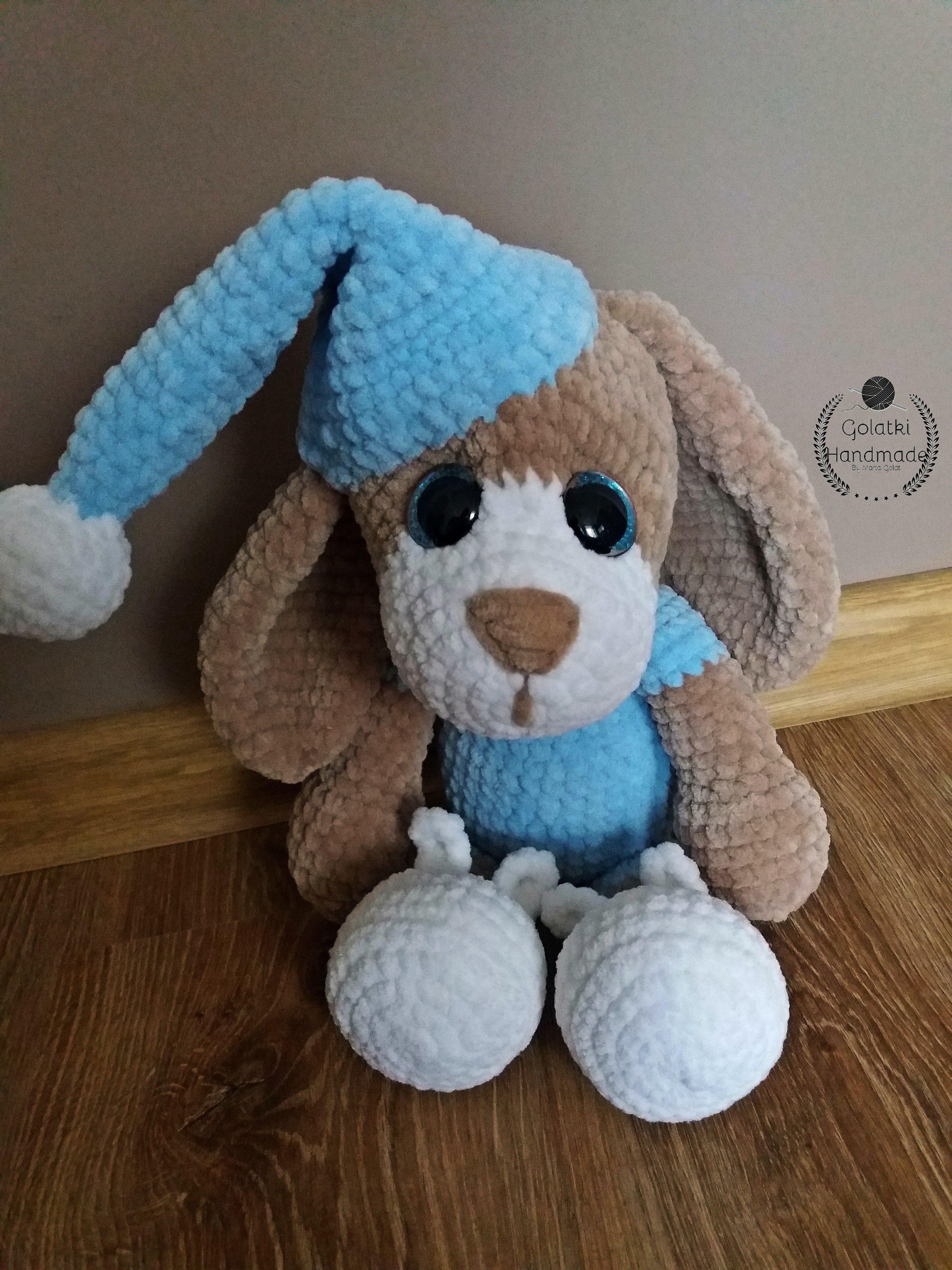 Pin By Golatki Handmade On Crochet Himalaya Dolphin Puppies In Pajamas Crochet Toys Wool