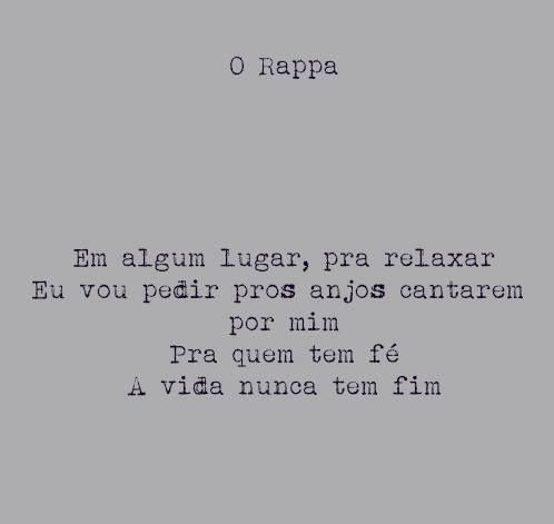 O Rappa