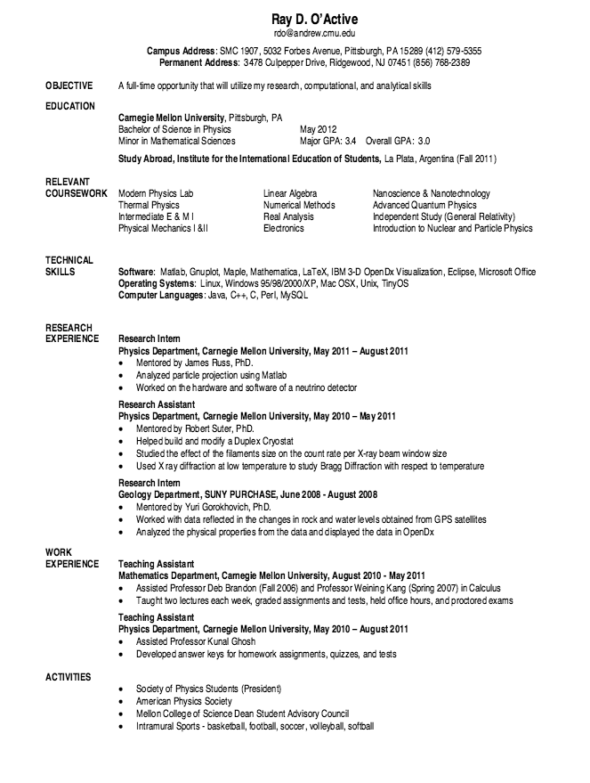 Analytical Skills Resume Sample Resume skills, Resume