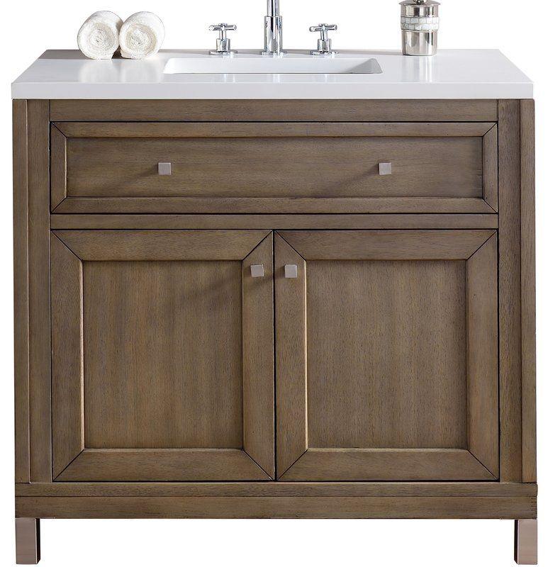 Whitworth 36 Single Bathroom Vanity Base Only Bathroom Vanities