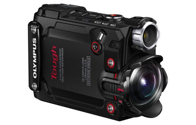Valokuvat ja videot: Olympus Tough TG-Tracker -action-kamera –Omaa ja…