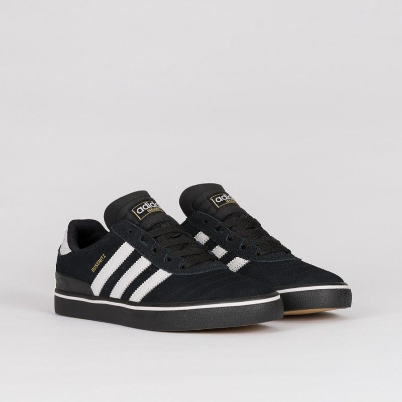 more photos 88010 6c464 Adidas Busenitz Vulc Adv Core Black Grey One Core Black