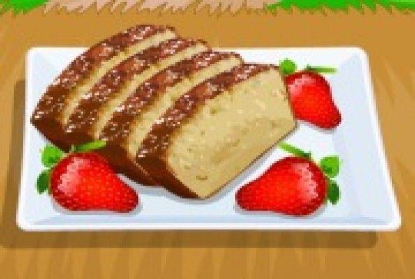 لعبة طبخ الكيك بالفراولة العاب بنات Food Breakfast French Toast