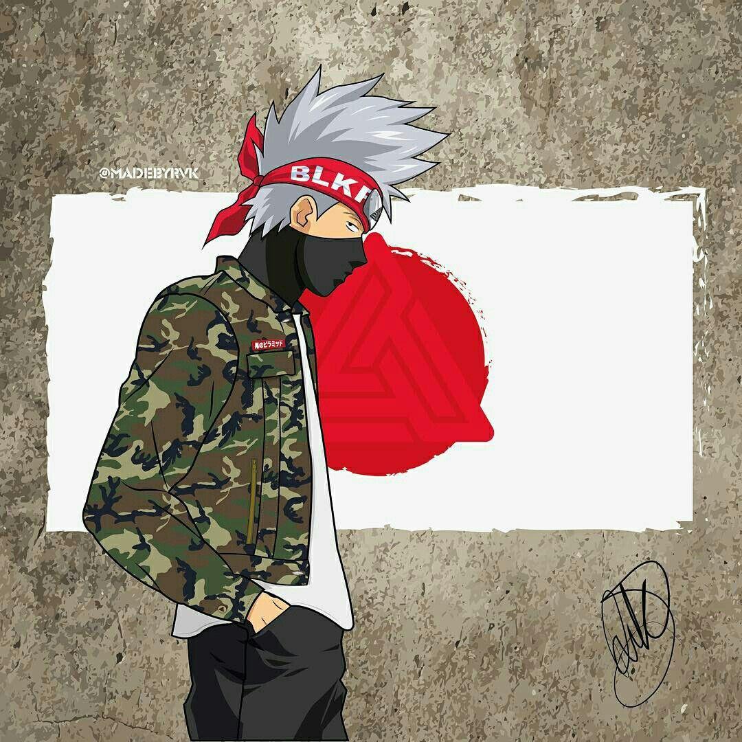 Wallpaper Kakashi Anime: Pin By Kylah Hatake On My Uploads