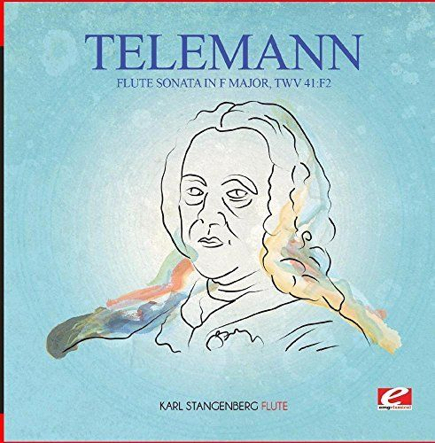 Telemann Flute Sonata In F Major Twv 41f2 Products Pinterest