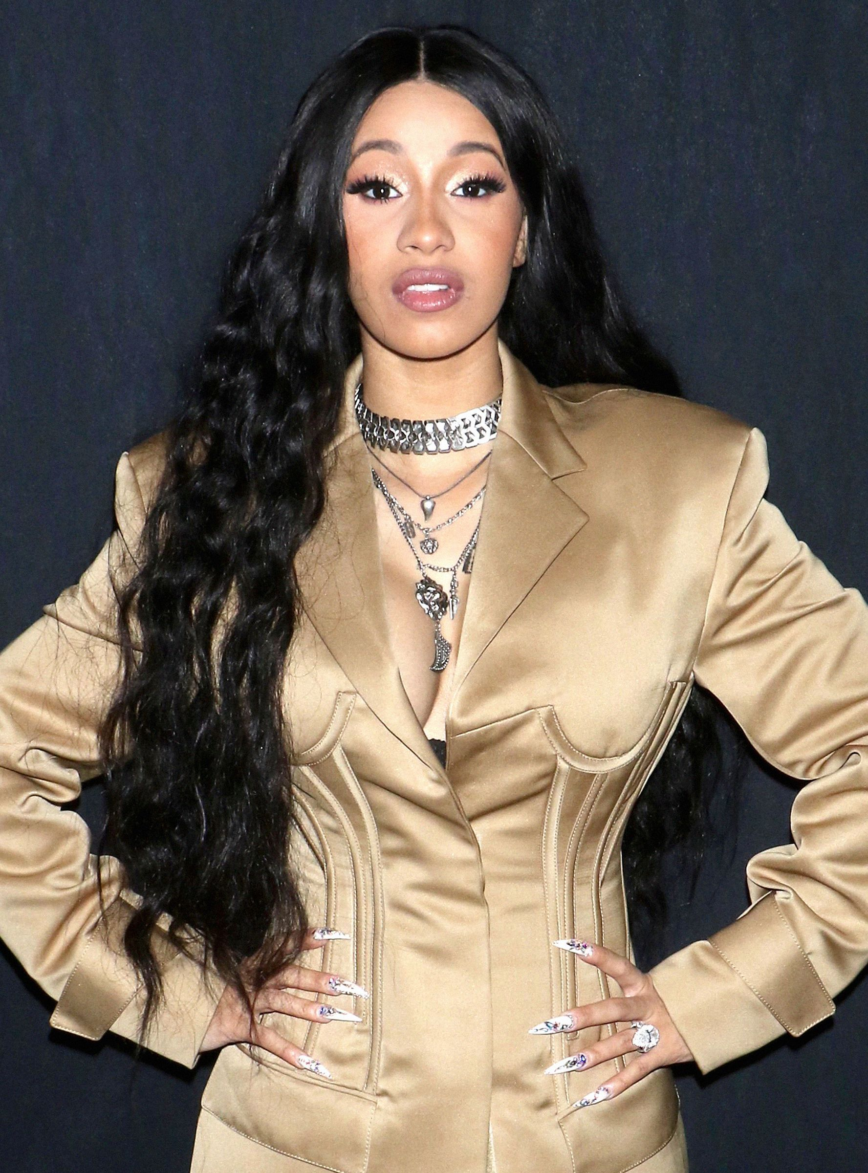 Cardi B Asks TMZ To Stop Reporting On Her Baby & Spreading Lies About New Music