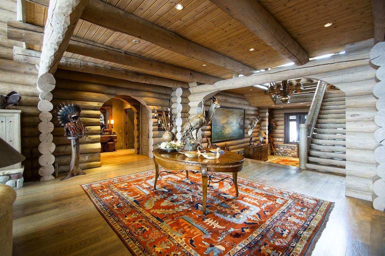 A Colorado Ranch With Views, Elk and Owls Maine house