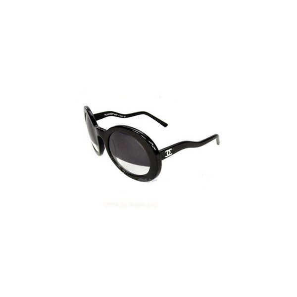 d6f18349aa09 Classic two-tone chanel sunglasses