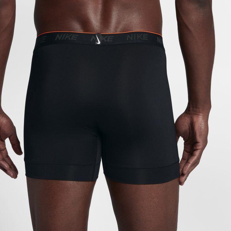separation shoes b0416 ab598 Nike Men s Underwear (2 Pairs) - Black