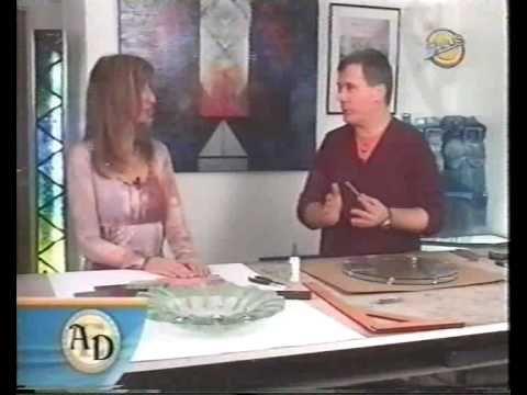 vitrofusion miguel diez glass fusing programa arte estilo y decoracion 6 7 youtube. Black Bedroom Furniture Sets. Home Design Ideas