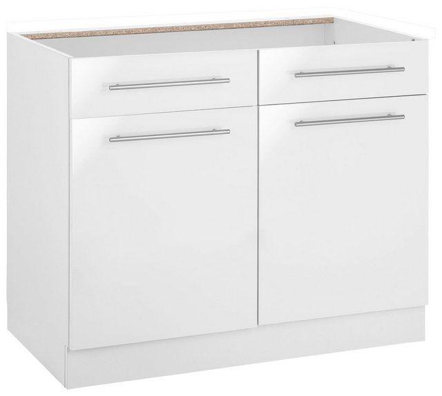 WIHO-Küchen Unterschrank »Flexi2«, Breite 100 cm ...