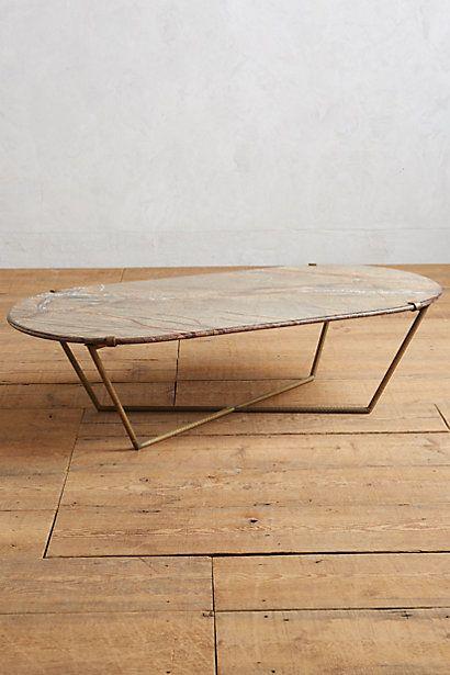Tisch mit Steinplatte, oval Steinplatten, Tisch und Häuschen - k chentisch aus arbeitsplatte