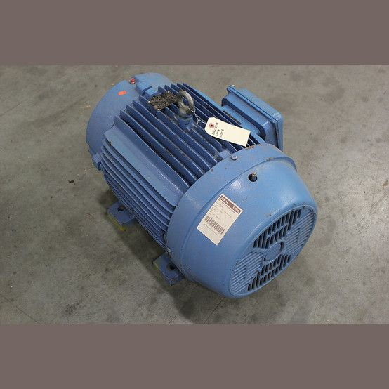 Model W21 Cc029a Severe Duty 40 Hp 575 Volts 3 Phase 1770 Rpm 324tc Condition New View More 40 Hp Motors Electric Motor Motor Home Appliances