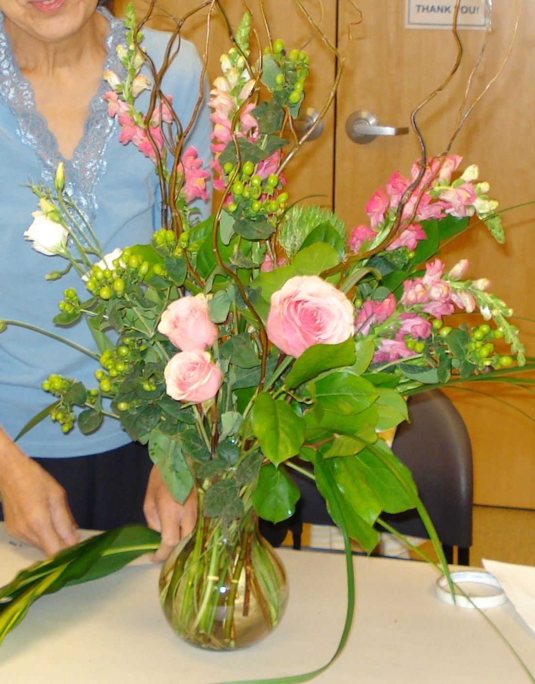 The beauty of flowers at cancer support communitys flower power the beauty of flowers at cancer support communitys flower power social activity izmirmasajfo Images
