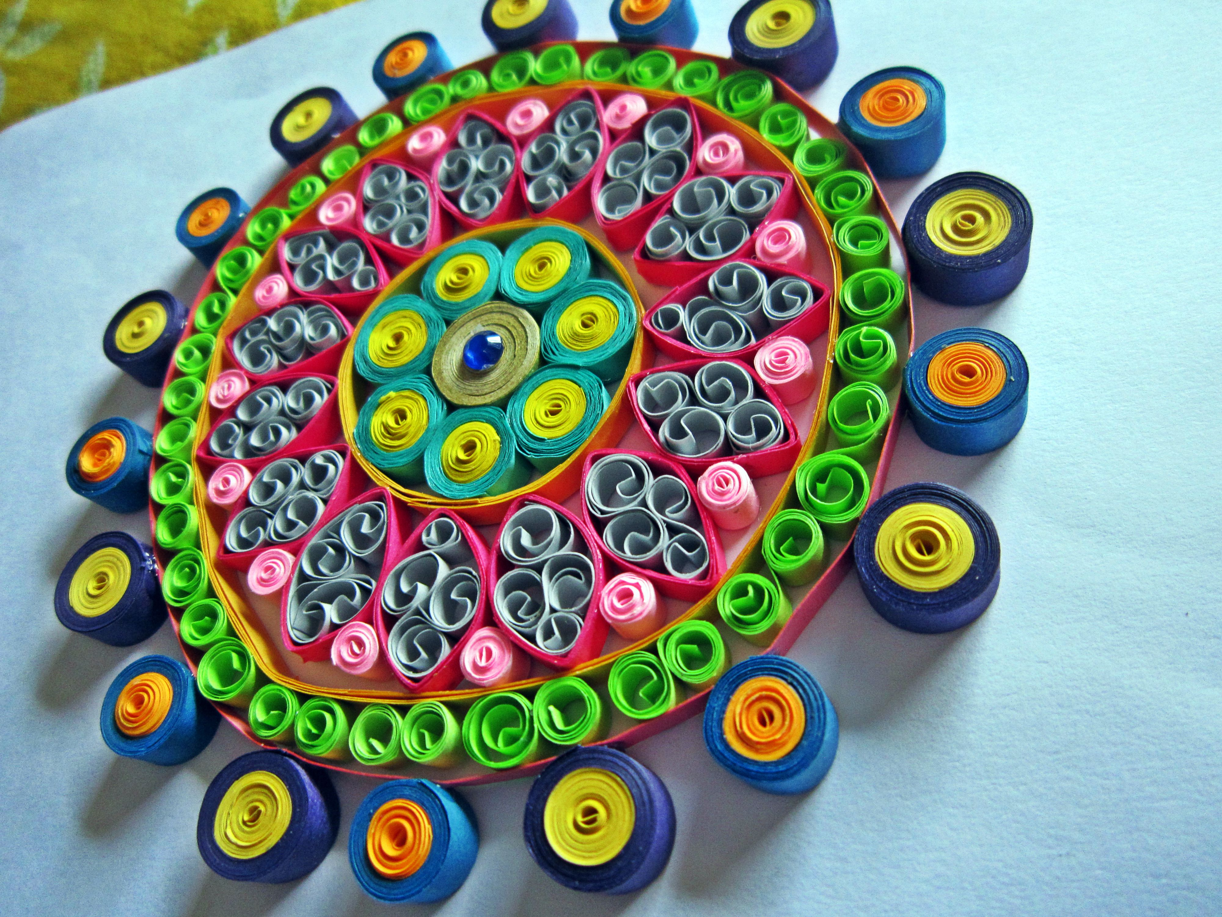 how to make quilling machine