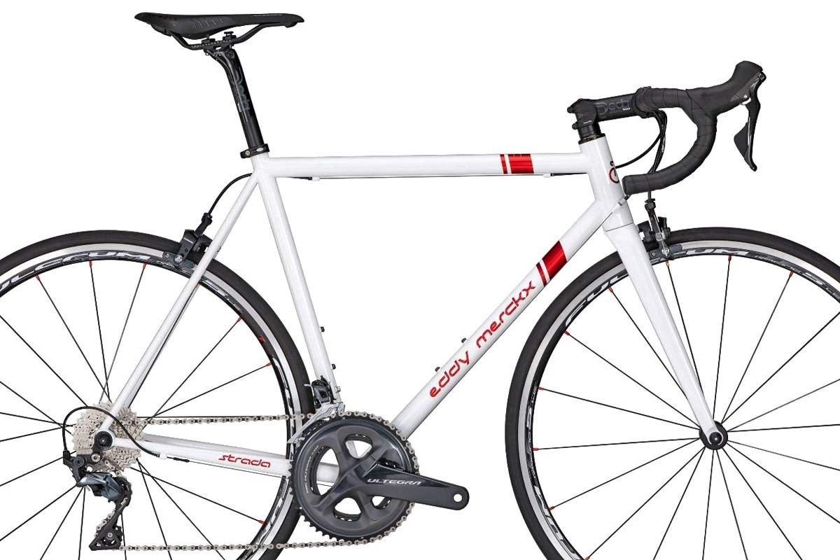 Eddy Merckx S Surprisingly Affordable Readymade Steel Road Gravel Bikes Bikerumor Gravel Bike Bike Steel Bike