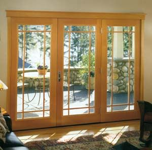 3 panel french patio doors. For The Breakfast Opening On To Porch. 3 Panel French Patio Door. Doors R