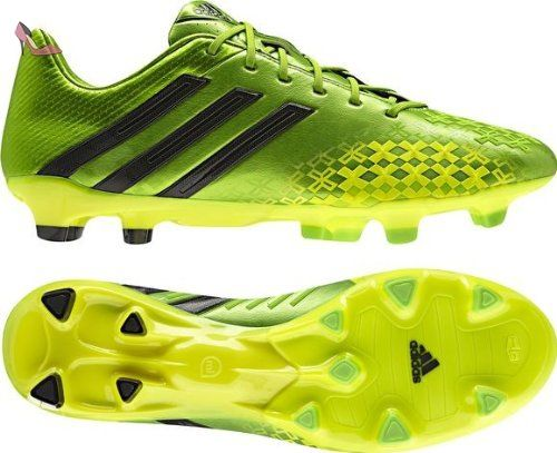 Adidas predator absolion lz trx fg chaussures de football homme vert Adidas T:41 1/3 WqOt4
