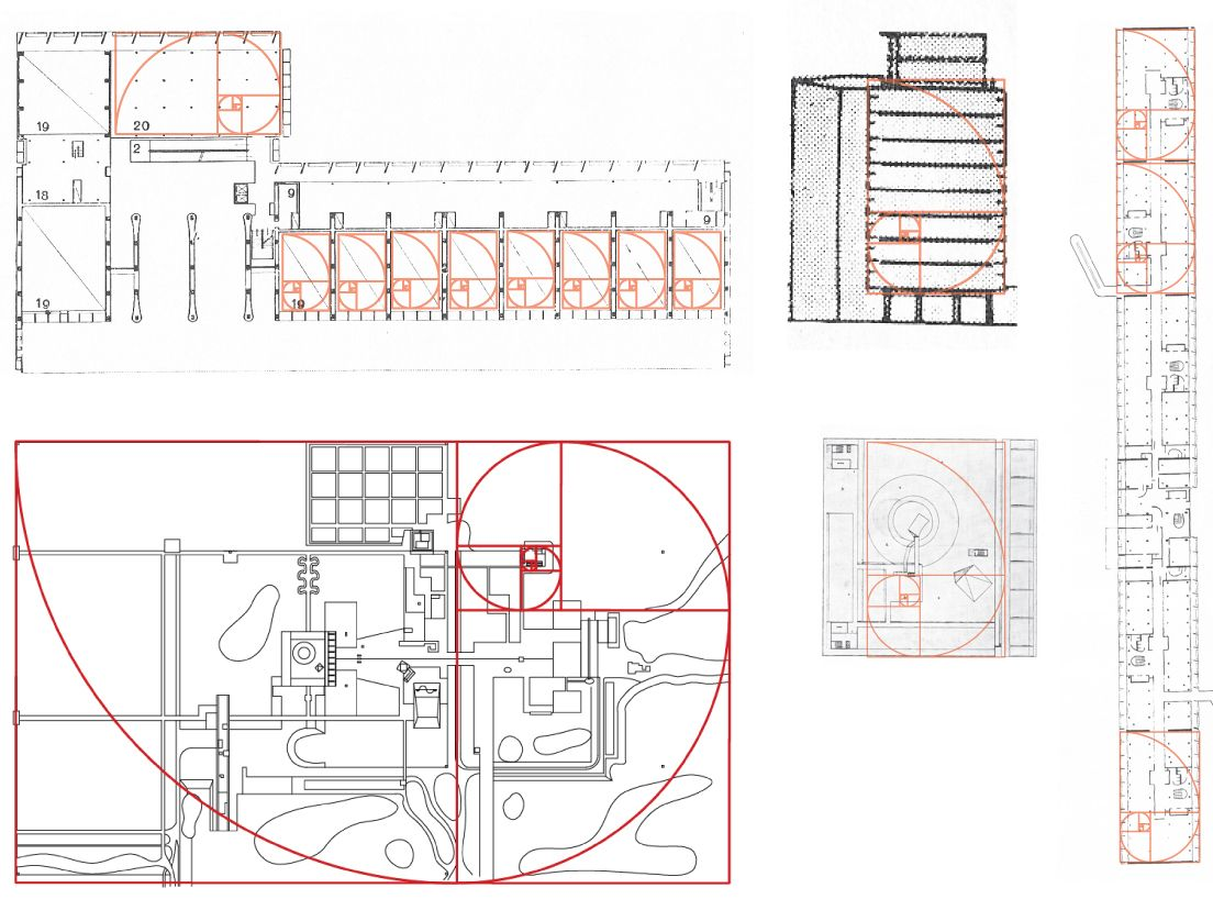 Furniture Design Golden Ratio governing principles: the golden section | chandigarh urban lab