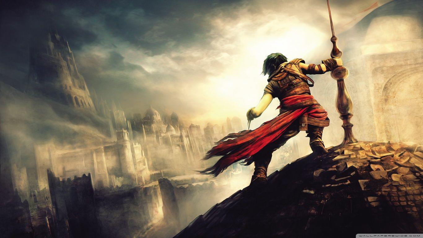 Prince Of Persia The Forgotten Sands Hd Desktop Wallpaper Best