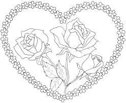 Mandalas Para Colorear Dificiles Buscar Con Google Dibujos De Corazones Dibujos Dibujos De Rosas