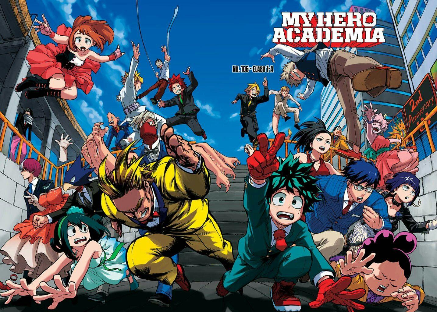 Boku no Hero Academia mha Boku No Hero Academia >\\\\