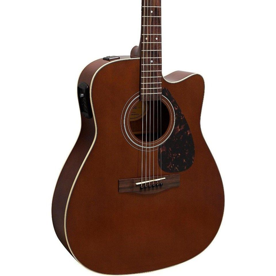 Acoustic And Electric Guitars Learn To Play The Fender Guitar Using These Easy To Understand Recomme Acoustic Electric Acoustic Electric Guitar Yamaha Guitar